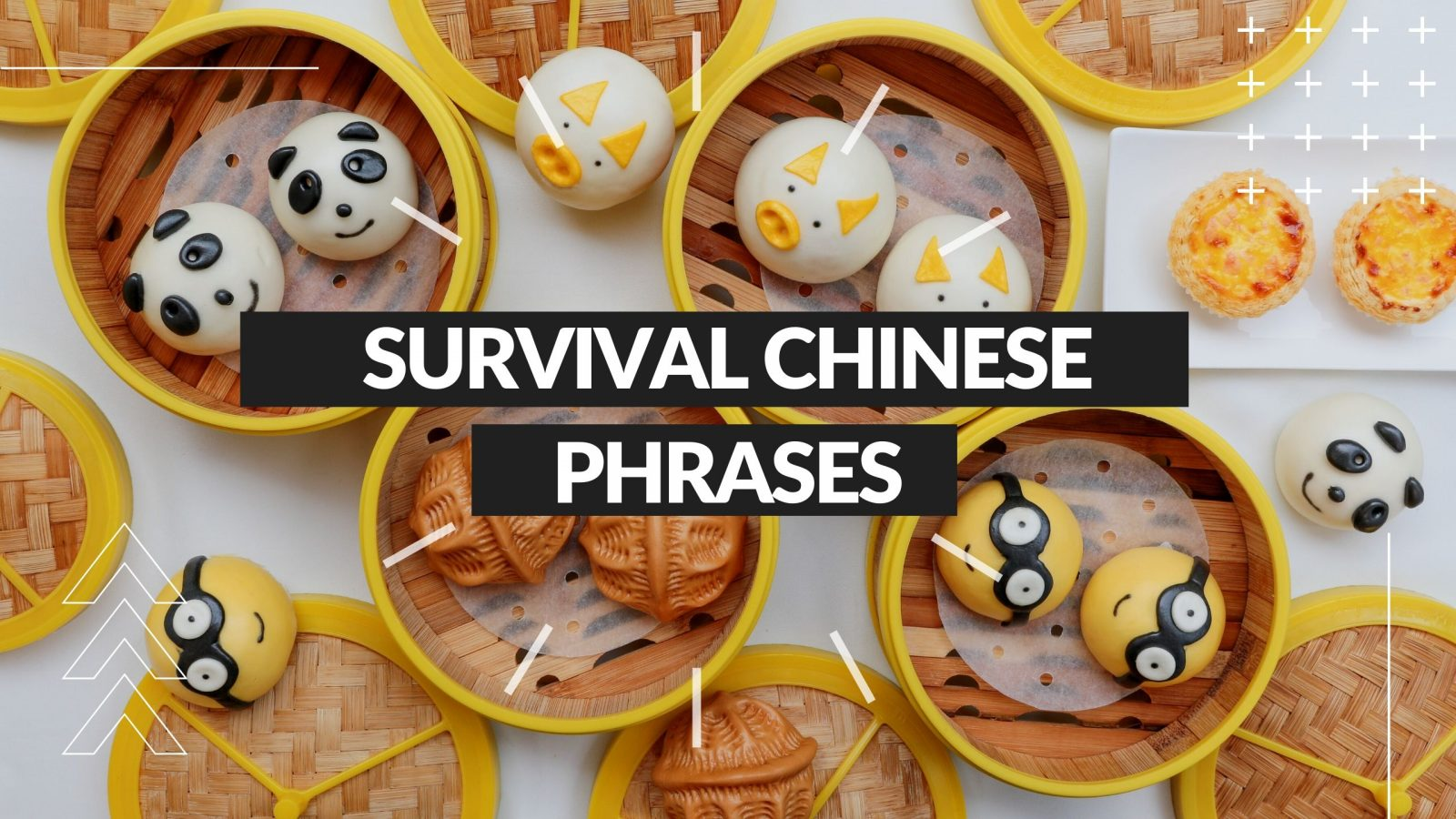 Copy of Survival Chinese phrases